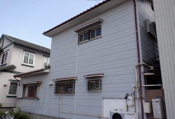 屋根漆喰工事・外壁塗装工事 藤沢市 W様邸
