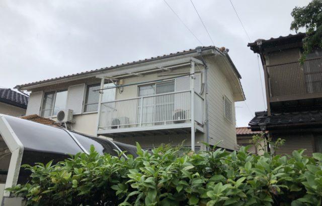 外壁塗装・付帯部塗装・シーリング工事・屋根漆喰工事 藤沢市 K様邸