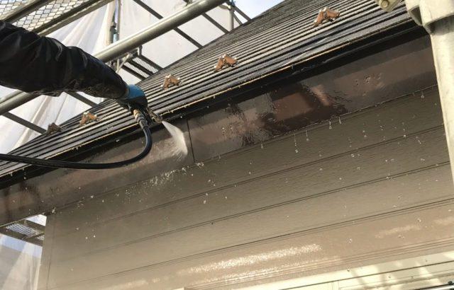 神奈川県茅ヶ崎市 外壁塗装 下地処理 シーリング打ち替え工事 オートンイクシード