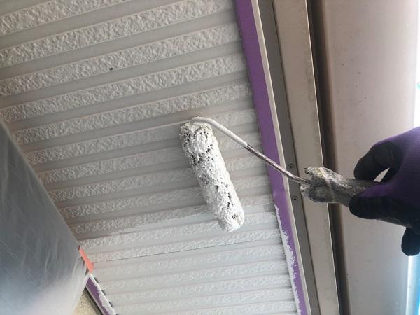 神奈川県茅ヶ崎市 外壁塗装 付帯部塗装は同時施工がお得 軒天塗装
