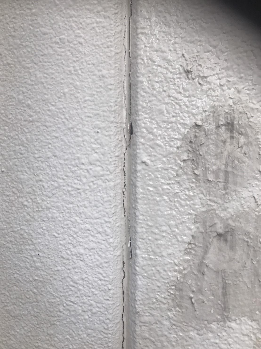 神奈川県藤沢市 外壁塗装 既存外壁の画像