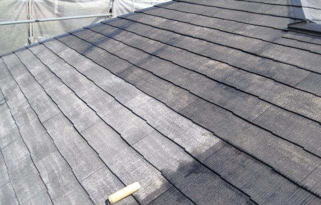 神奈川県藤沢市 屋根塗装工事